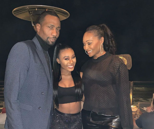 Real Housewives of Atlanta: Cynthia Bailey's daughter is bisexual