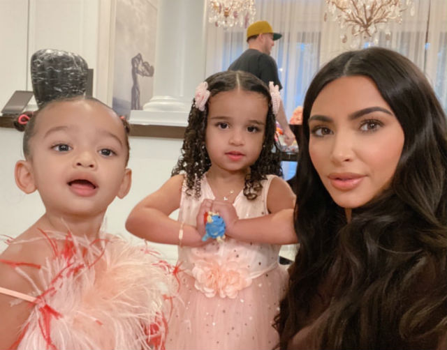 blac chyna and rob kardashian celebrate daughter  dream