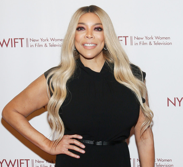 Wendy Williams Confirms To Jimmy Fallon That Her Divorce Is Finalized