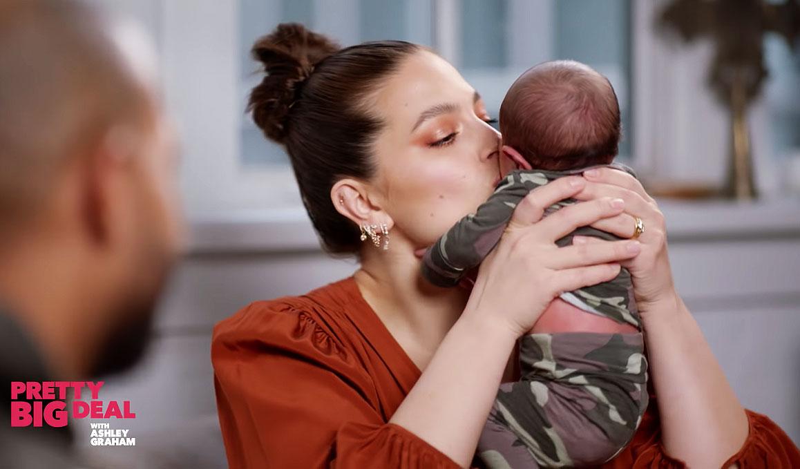 Ashley Graham Baby