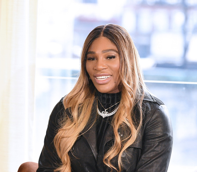 Serena Williams Dishes On Daughter Olympia's Love for Fashion