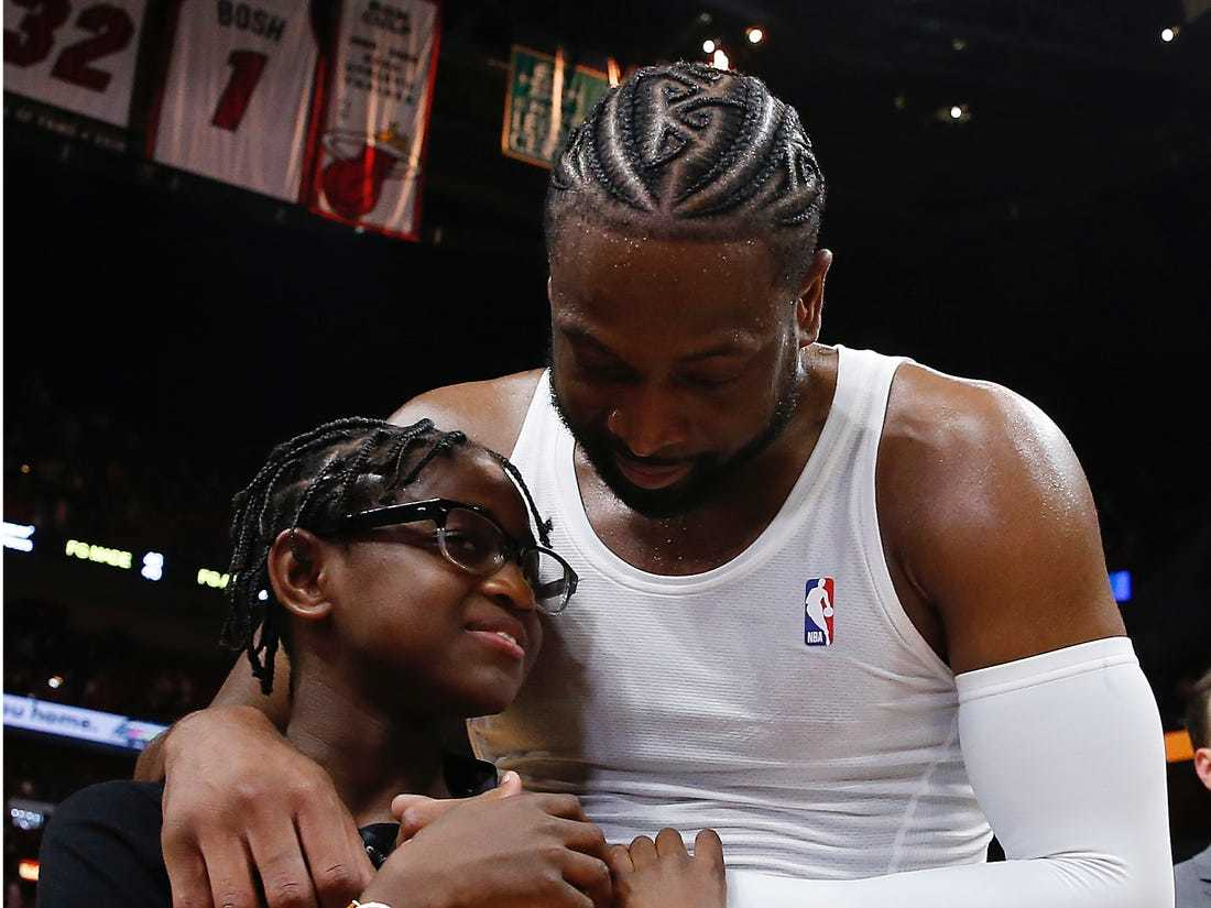 Young Thug Criticized For Misgendering Dwyane Wade's Daughter Zaya