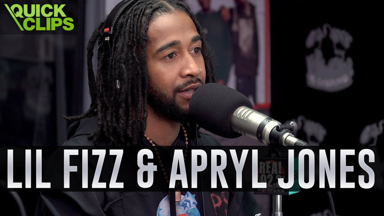 OMARION TALKS APRYL JONES, LIL FIZZ, AND SO MUCH MORE IN ... Lil Fizz 2020