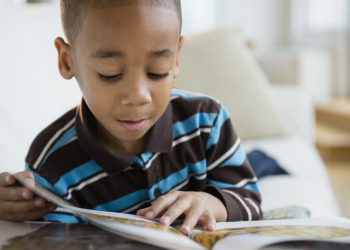 Black-Child-Reading