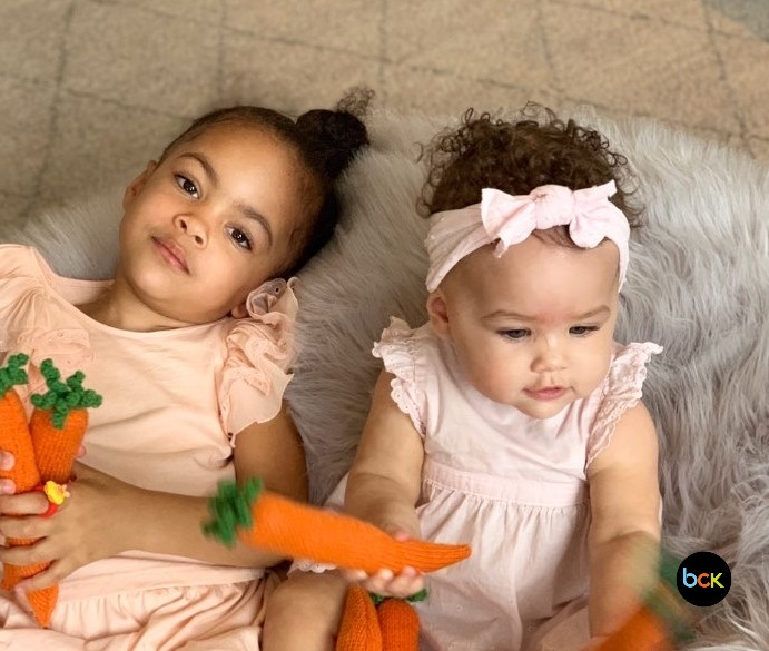 EDDIE MURPHY'S YOUNGEST KIDS AND HIS GRANDBABY POSE IN ADORABLE PHOTO