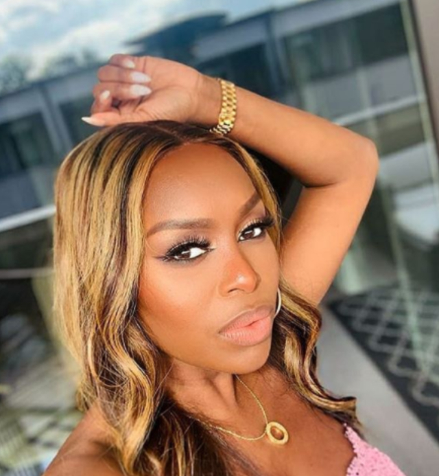 �MARRIED TO MEDICINE� STAR QUAD WEBB WILL MEET HER DAUGHTER THIS WEEK - BCK