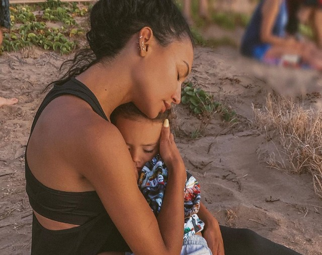 GLEE STAR NAYA RIVERA FEARED DEAD AFTER SON FOUND IN BOAT ...