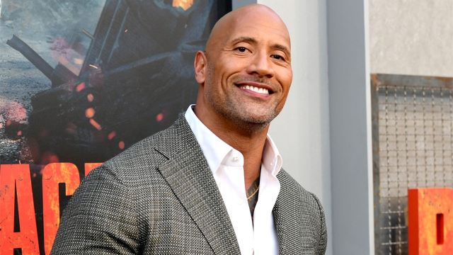 The Rock confirms the main cast of NBC's