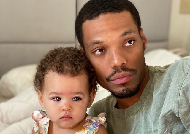 EDDIE MURPHY'S SON AND GRANDDAUGHTER MELT HEARTS WITH NEW PHOTOS