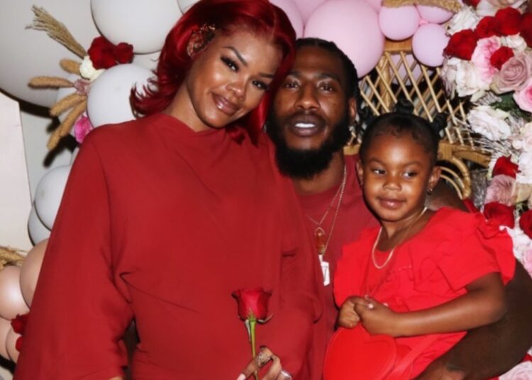 Teyana Taylor & Iman Shumpert are Parents Again - meet Rue Rose