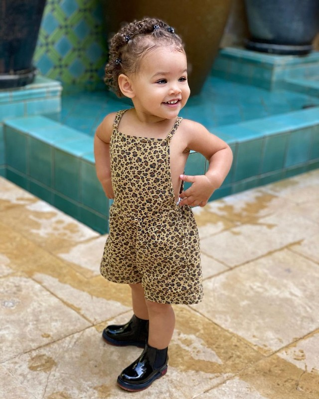 EDDIE MURPHY AND NICOLE MURPHY'S GRANDDAUGHTER IS 'THE MOST PERFECT BABY'