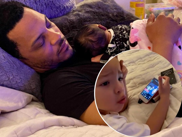 T.I. And Tiny's Daughter, Heiress, Is Jealous Of Zonnique's Baby Girl