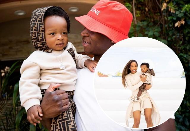 MALIKA HAQQ AND O.T. GENASIS SHARE PHOTOS FROM THEIR BABY